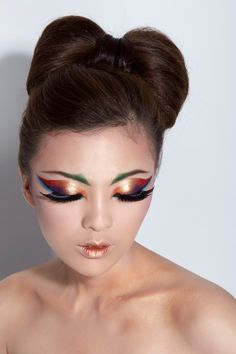 Image detail for -Pretty Black and Blue – Beauty and Make Up Pictures