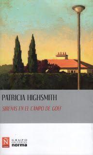 livros que eu li: sirenas en el campo de golf