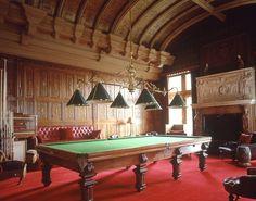 Waddesdon Manor. -- Billiard Room.  (©WaddesdonManor, The Rothschild Collection(NationalTrust))