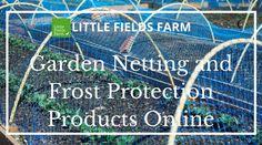 High Quality Garden Netting for Home Gardens Online in the UK