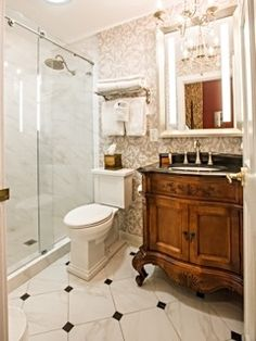 This bed-and-breakfast provides guests with not-so-average bathrooms that will truly set it apart from the competition.   Hamilton-Turner Inn in Savannah, Georgia   Southern Living Handpicked Hotels