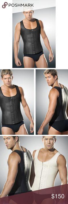 4b102147b1 Ann Chery Men s Latex Girdle Body Shaper Vest From Ann Chery – the  1  selling