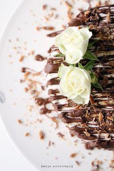 sweet & salty ice cream cake