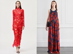 Over the course of the Resort collections, heart prints have emerged as a dark horse hit of sorts