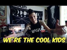 Ryan Cassata - We're the Cool Kids Butch Fashion, Butches, West Hollywood, Itunes, Cool Kids, Lgbt, Butch Style, Need To Know, Music Videos