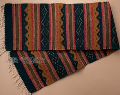 Indian Style Hand Woven Table Runner