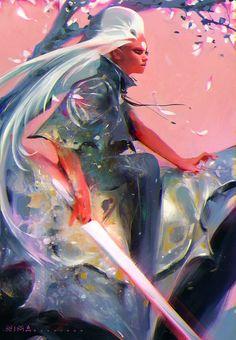 Nima!, Ross Tran on ArtStation at https://www.artstation.com/artwork/nima-367814ee-4567-4753-bb90-fb9884710891