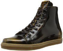 MARC JACOBS Men's Hand Tint Parker Hightop Fashion #Shoes Sneaker - $630.00