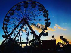 Life is like this Ferris Wheel… Why: