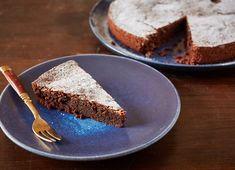 Torta Barozzi Peanut Butter Recipes, Fudge Recipes, Easy Cake Recipes, Almond Recipes, Dessert Recipes, Chocolate Week, White Chocolate Recipes, Chocolate Desserts, Chocolate Peanuts