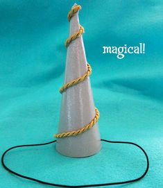 How to make unicorn party hats
