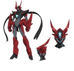 アレクト ARECT 謎につつまれた人型巨大メカ。レガリアの一体。 Robot Concept Art, Armor Concept, Robots Characters, Fantasy Characters, Character Concept, Character Art, Mecha Suit, Susanoo, Cool Robots