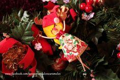 Quecas de Fieltro / Dolls felt Elf Rudolf mod 26 http://accesoriosdulcescaramelos.blogspot.com.es/search/label/Mu%C3%B1ecas%20%28Quecas%20de%20Fieltro%29