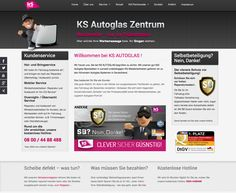 Website - Autoglas Zentrum Landsberg