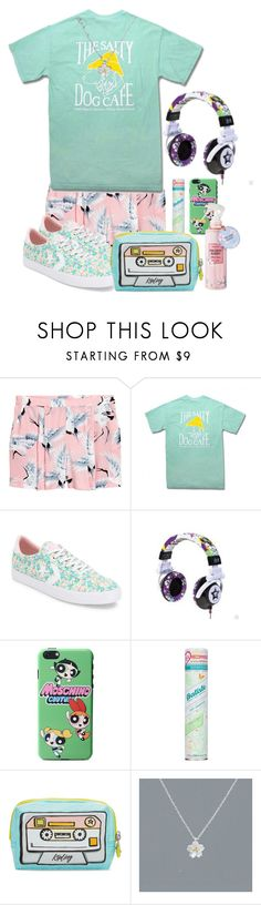 """cute and casual"" by purplicious ❤ liked on Polyvore featuring H&M, Comfort Colors, Converse, Tokidoki, Charlotte Russe, Kipling and Etude House"