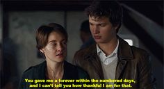 """20 Questions With """"Divergent"""" And """"The Fault In Our Stars"""" Actor Ansel Elgort---- My favorite questions:   19. Did you cry when reading The Fault In Our Stars? Yes. 20. Which part? Once every 10 pages. (because I did too...)"""