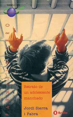 Retrato de un adolescente manchado. Lectura recomendada para 3º de ESO