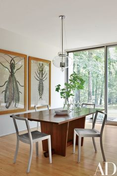 Look Inside A Midcentury Modern House In New Canaan, Connecticut