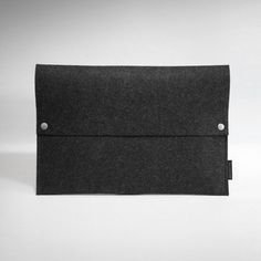 """13"""" Macbook Air Sleeve Charcoal now featured on Fab."""