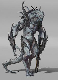 [Character] Anubis,by Yuriy Chemezov
