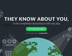 """Check out new work on my @Behance portfolio: """"VPN.Asia"""" http://be.net/gallery/31359889/VPNAsia"""