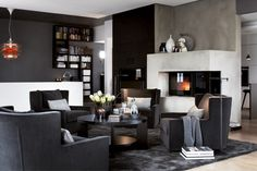 Living Room Set Up Inspirational How to Create the Living Room Setup that Suits You Best Living Room Setup, Cozy Living Rooms, Living Room Grey, Living Room Interior, Living Spaces, Lobby Design, Interior Design Blogs, Living Room Inspiration, Home Decor Inspiration