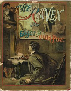 From The ipi House Library comes a late 1800's edition of Poe's works...