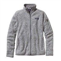 Patagonia Better Sweater Jacket  Womens  Birch White