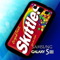 Skittles Candy Hard Case For Samsung Galaxy S3 i9300 by thestarz, $15.95