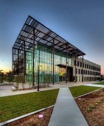 UCSD East Medical Campus is LEED sliver certified