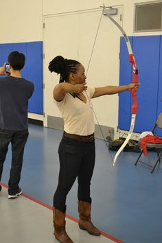 Archery Comes To Harlem ($30.00 per person) - New York Multicultural Adventures, Sports & Travel Group (New York, NY) - Meetup