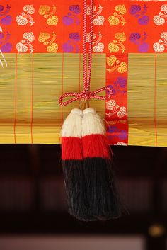 Bamboo screen at Kamigamo shrine, Kyoto, Japan ---------- #japan #japanese