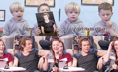 Harry's offended