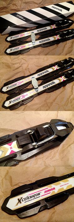 Bindings 36265: New-Rottefella Xcelerator Jr Skate Binding - Free Shipping BUY IT NOW ONLY: $36.5