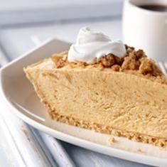 Sweet Potato-Coconut Streusel Cheesecake