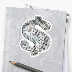 Money spread of hundred dollar bills….it's all about the Benjamin's! at Redbubble by #Gravityx9 Designs -  • Also buy this artwork on stickers, apparel, phone cases, and more.