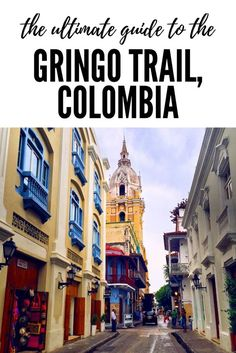 The perfect itinerary for your Colombia adventures!