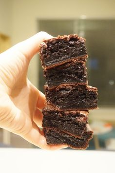 Easy and Delicious Mochi Brownie Recipe   *veganize this*