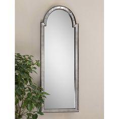 Uttermost Bacavi Arch Silver Mirror 14361