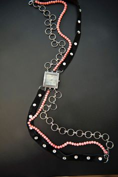 Mixed bracelet watch bands-cool bracelet patterns with beads