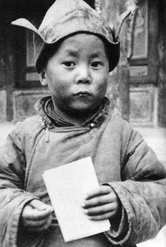 A 4-year search ended in 1937 when monks identified B'stan-'dzin-rgya-mtsho, age 2, as Tibet's next spiritual ruler. In 1940, the boy was installed as Dalai Lama (the 14th since 1391). He was 15 when China overran his kingdom. The Dalai Lama escaped into exile in 1959; in 1989, he won the Nobel Peace Prize for his gentle campaign to win freedom for his homeland.