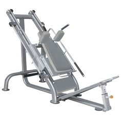 Bodymax Zenith Olympic Plate Load Hack Squat and Leg Press Machine