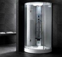 Cabine de hidromassagem, cabine de banho turco AG-M302     900x900x2150mm