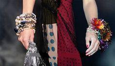 John Galliano - bracelets Spring-Summer 2010