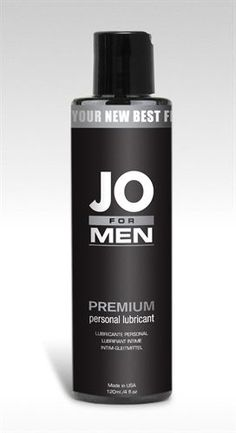 System JO For Men Premium Silicone Lubricant 4.25 oz - All Types #SystemJo