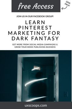 Learn Pinterest Marketing For #Dark #Fantasy, #art, #book genres, #creative designers, #authors, #writers, #scriptwriters, musicians, sound effects, special effects artists, actors, #poets, stage designers, #producers, #film makers, #directors, #painters, #artists, #novelists, thrillers, horror, psychological #thrillers Writing Fantasy, Fantasy Authors, Fantasy Story, Dark Fantasy, Fantasy Art, Book Authors, Books, Horror Fiction, Sound Effects