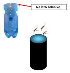 Zanzare: come creare una trappola da una bottiglia di plastica