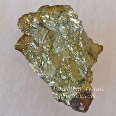 Crystal Properties and Meanings #Chalcopyrite links you to #mysticalrealms in #meditation Helps you locate #lostthings Increases #happiness #joy & belief in yourself. Potent #manifestationstone