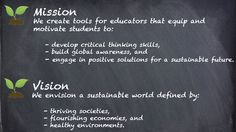Facing the Future is an international leader whose mission is to create tools for educators that equip and motivate students to develop critical thinking skills, build global awareness, and engage in positive solutions for a sustainable future.
