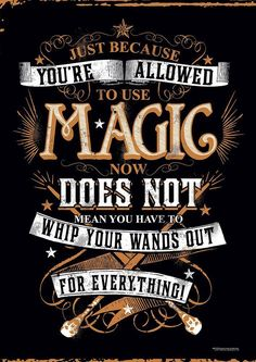 Whip Out Your Wand Wall Art. Show your fandom for Harry Potter ... 0f538711845c
